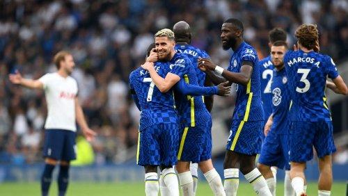 Tottenham vs Chelsea final score: Defenders attack as Blues wake up