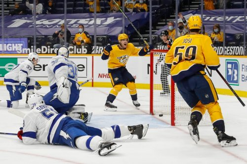 The Buzzer: Predators keep rolling; Ovechkin moves closer to Dionne