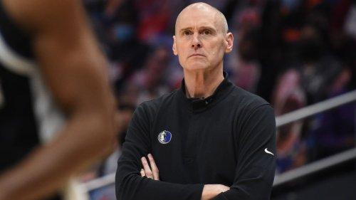 Rick Carlisle resigns as Mavericks coach