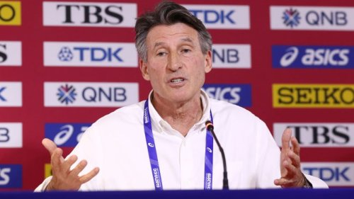 Seb Coe Q&A: Track and field's global conversation and the sport's hot topics