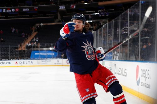 The Buzzer: Huge offensive night for Sabres, Rangers, big wins in Central
