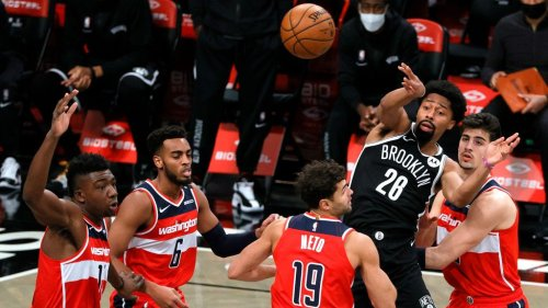 Report: Wizards likely to acquire Spencer Dinwiddie in sign-and-trade with Nets