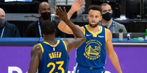 Curry uses Wade's advice, title memories as fuel to get back