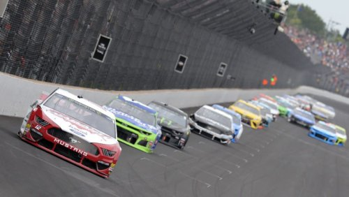NASCAR Cup live stream at Indianapolis: Start time, TV, lineup, forecast for Sunday