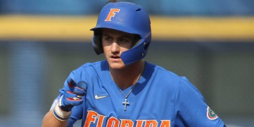 Report: Second-round pick Fabian won't sign with Red Sox