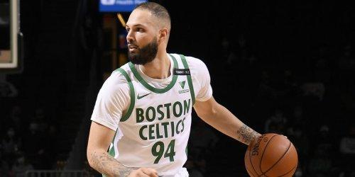 Report: Fournier, Celtics far apart in contract talks