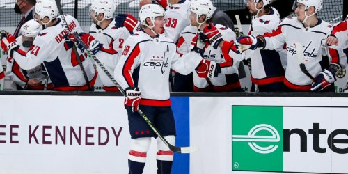 How the Capitals first met star center Nicklas Backstrom