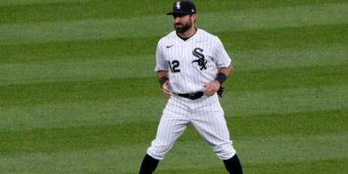 Former National Adam Eaton sparks bench-clearing incident