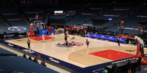 Wizards and Caps will be able to allow more fans soon