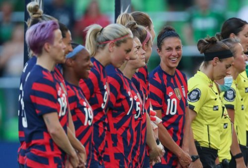 USWNT roster confirmed for Tokyo Olympics - Flipboard