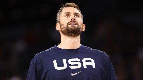 """Kevin Love fires back at former Team USA director Colangelo: """"F*** him"""""""