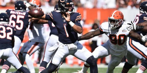 Hoge: Nagy must put Fields first — ahead of his offense