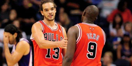 Bulls to honor Noah on Oct. 28 vs. Thibodeau, Knicks