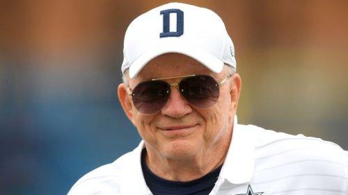 Jerry Jones: Cowboys-Buccaneers NFL opener is like David against Goliath