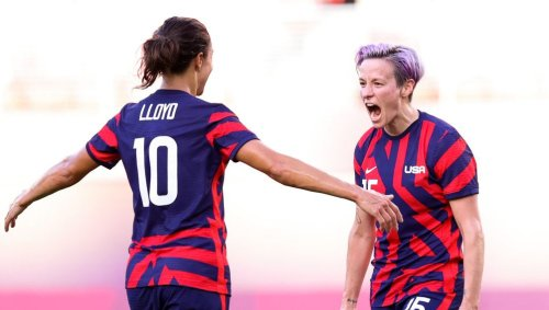 Women's Soccer at the Olympics: USWNT wins Bronze; watch final, schedule, start time, video