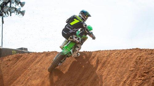 Eli Tomac to leave Kawasaki after Motocross season