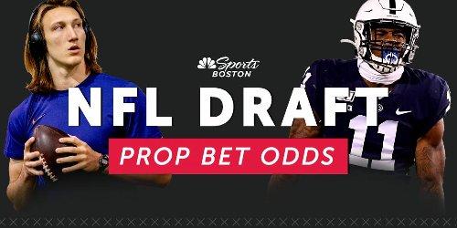 NFL Draft Prop Bets: Quarterbacks taken in the 1st? First Linebacker taken?