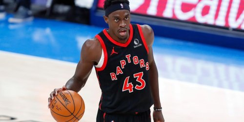 Rumored Warriors trade target Siakam wants to stay in Toronto