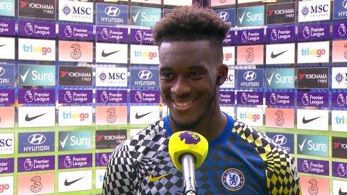 Callum Hudson-Odoi: Chelsea brought 'right mindset' v. Norwich City
