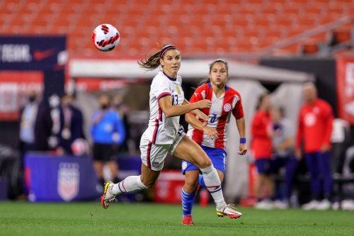 USWNT vs Paraguay final score: Morgan hat trick leads latest rout (video)