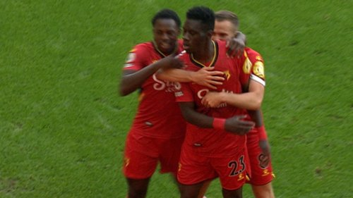 Ismaila Sarr reclaims Watford lead against Norwich City