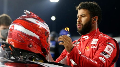 Bubba Wallace steps up to promote COVID-19 vaccinations