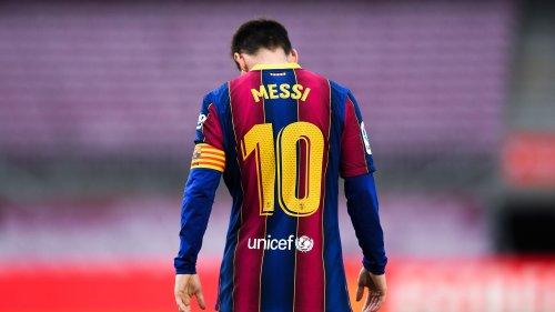 Report: Messi, Barcelona contract talks break down; issues deemed 'irreversible'
