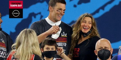 This Tom Brady-Gisele Twitter exchange will turn some heads
