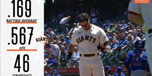 Where does Tauchman's future lie with Giants?