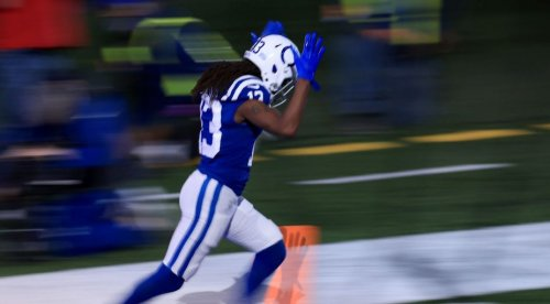 """T.Y. Hilton excited for """"the return of deep shots"""" with Carson Wentz"""