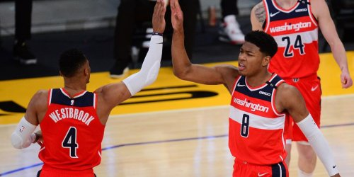Westbrook's advice for Wizards teammates entering their first playoffs