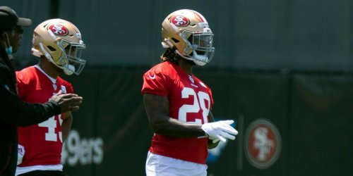 Sermon, Mitchell fit well into 49ers' room of running backs