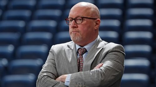 Pelicans executive David Griffin fined for comments about Zion Williamson, refereeing