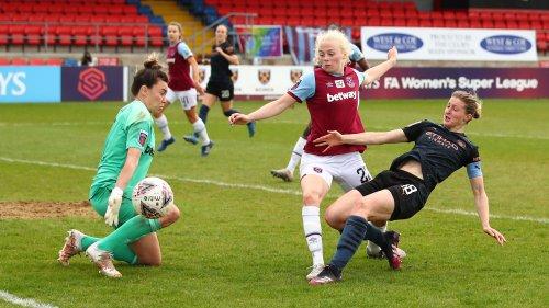 Women's Super League Highlights: West Ham 0, Manchester City 1