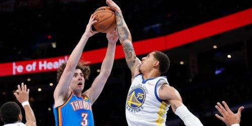 Warriors joined historic company with comeback win vs. OKC