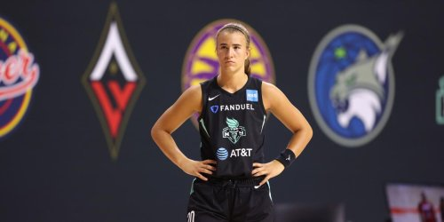 Sabrina Ionescu's dad confirmed what we already knew: 'She is the best'