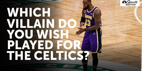 Celtics Census: Which C's villain do you secretly wish played for Boston?