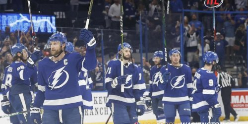 In The Loop: Gretzky lax catch, Tampa strikes often vs Isles