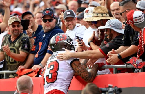 Bucs complete deal with fan who gave up Tom Brady's 600th touchdown ball