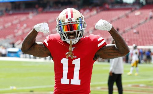 Bears sign Marquise Goodwin to a one-year deal
