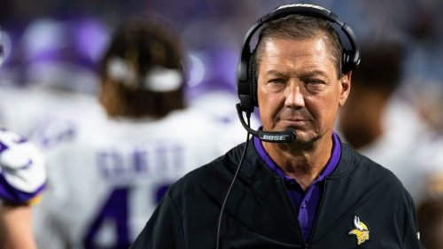Report: Rick Dennison out as Vikings assistant coach after refusing COVID-19 vaccine