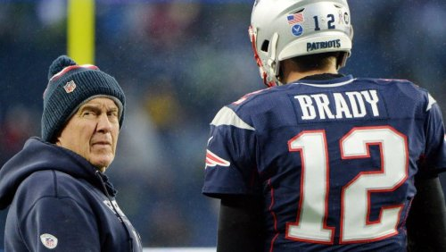 Bill Belichick dismisses notion that he didn't want to keep Tom Brady