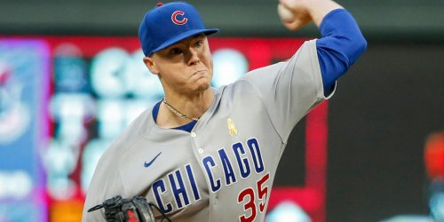 Cubs pitcher Justin Steele nabs career first just in time