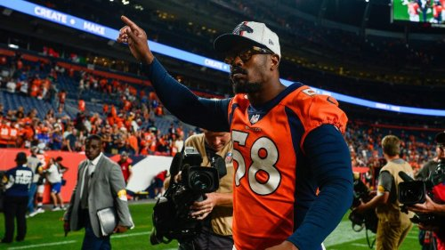 """Von Miller: """"My pride hurts more than anything"""" after ankle injury"""