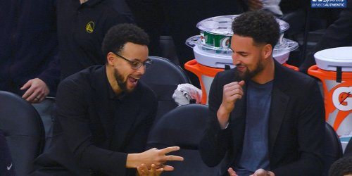 Curry's 'excitement' for Klay's return is immeasurable