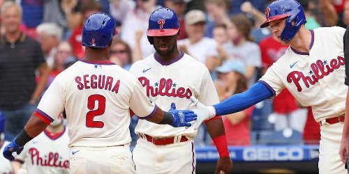 Phillies survive another Neris meltdown, walk-off Yankees to get back to .500