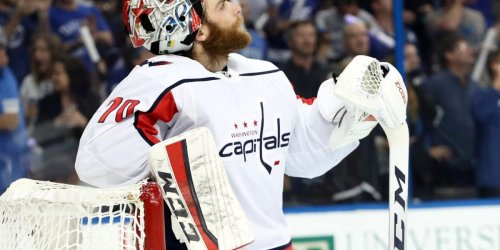 Ex-Capitals goalie Braden Holtby signs with Dallas Stars