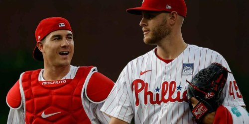 Important week for Phillies begins with their ace on the hill