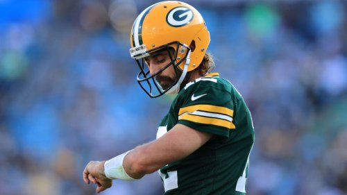 Michael Irvin on Aaron Rodgers: If you're thinking about retiring, you're already retired