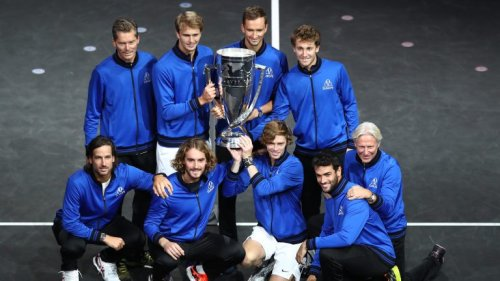 Team Europe easily tops Team World for 4th Laver Cup in row